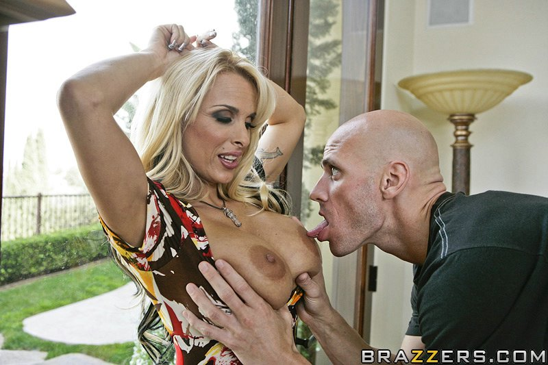 Johnny Sins Threesome Pool